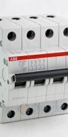 MCB ABB 4P 4.5KA 6A SH204L-C6 2CDS244001R0064
